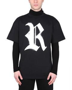 Exploded-check swim shorts