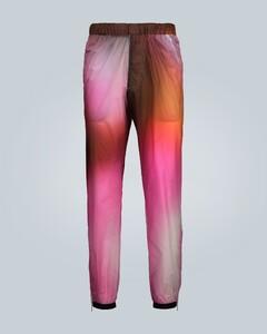 Exclusive to Mytheresa–printed technical pants