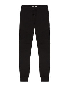 Flock Sweatpants in Black