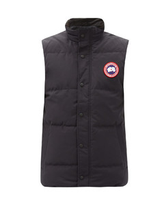 Garson quilted down gilet