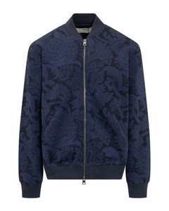 S-Biay-Split Logo Sweatshirt