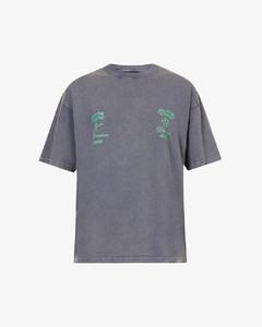 海军蓝Textured Epic短裤
