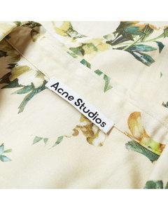 Simon Floral Polka Print Shirt