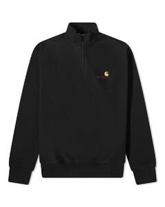 Check logo wool sweater