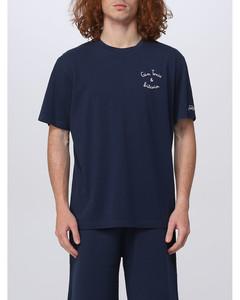 Technical straight-leg pants