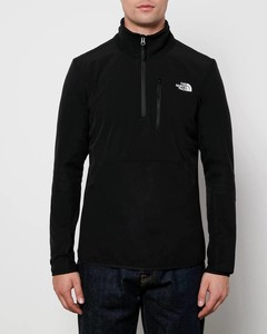 Star-print quilted down technical ski jacket