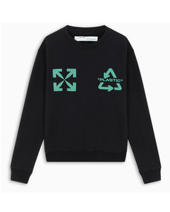 Black and mind Universal Key sweatshirt