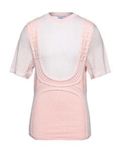 Polo印花圆领卫衣