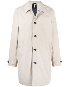 Military green paint detail hoodie