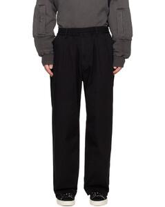 双排扣皮革夹克