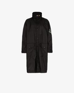 Genius hooded parka coat