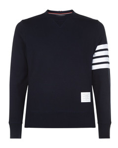 Engineered 4-Bar Stripe Sweatshirt