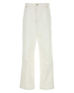 16.5cm Skater Cotton Denim Jeans