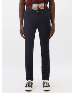 Oversize Gradient Dyed Wool Knit Sweater