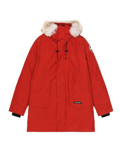 Langford Parka in Red