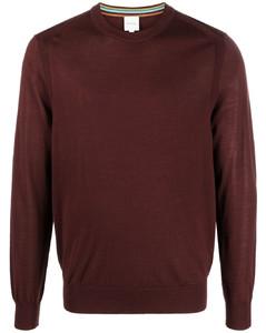 白色Stonely珠地棉Polo衫