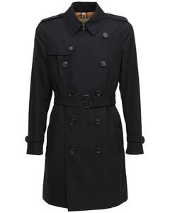 Kensington Cotton Trench Coat
