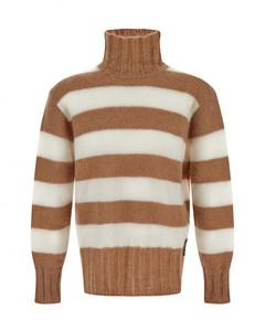 long sleeve turtleneck knit