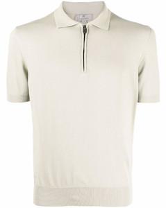 美利奴针织短袖衬衫