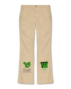zipped trucker denim jacket