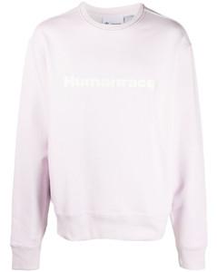 Printed Wings Cotton Jersey Hoodie