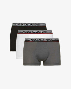 guide pinstripe trouser , Title:NAVY/PINK