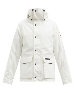 Lockeport hooded jacket