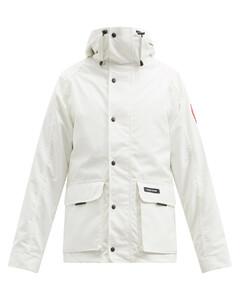 Lockeport hooded jacket