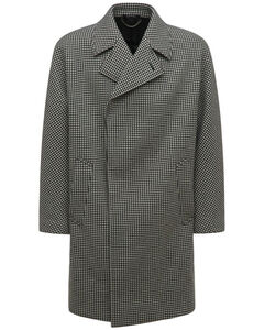 Double Breasted Wool Cashmere Coat