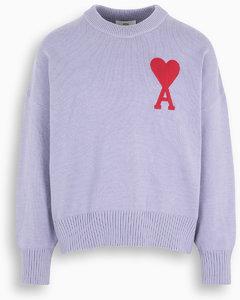 Pullover crew-neck