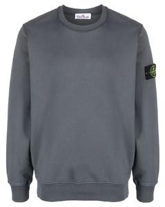 Tricolor-armbands cotton shirt