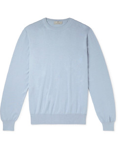 grey sweatshirt in cotton with print.