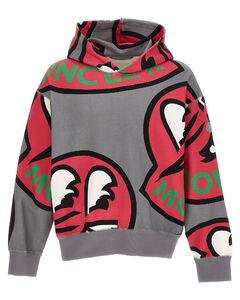 Star print jersey Tee