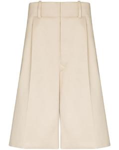 Intarsia knit shirt
