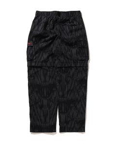 黑色希腊回纹泳裤