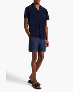 Suginami shiny recycled nylon down jacket