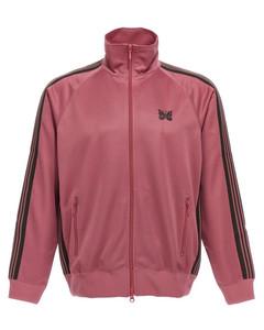 20cm Logo Stitch Cotton Denim Jeans