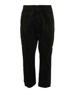 纯色锥形裤