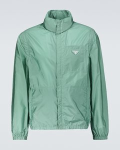 Re-Nylon windbreaker