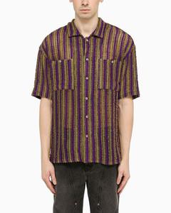 黑色剪羊毛夹克