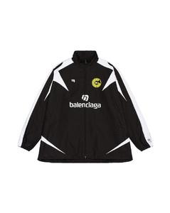 Soccer Zip Up Jacket