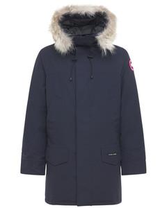 Langford Down Parka W/ Fur Trim