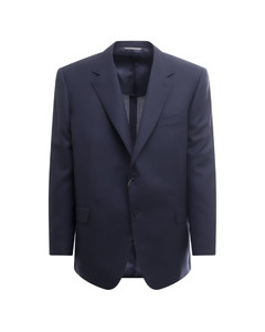All-over logo cotton shirt