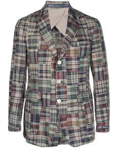 Men's Box Logo T-Shirt - Green