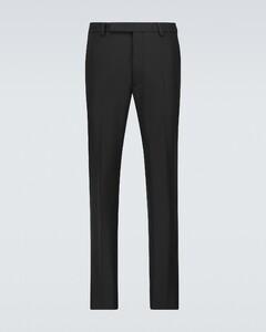 Slim-fit technical pants