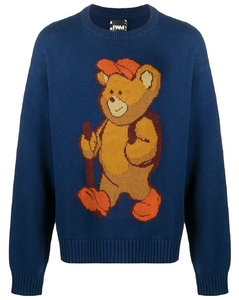 Free Bear crew neck jumper