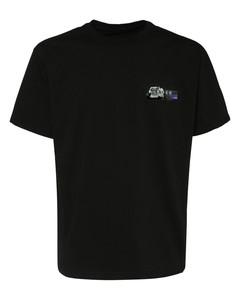 Logo Print Cotton Blend Jersey T-shirt