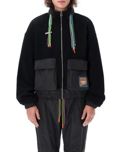 OVERALL WITH PRINT