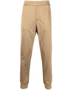 黑色Archive Redux系列皮革无袖夹克