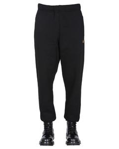 Multi Colour Logo Crewneck Knitwear Grey